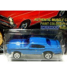 Johnny Lightning Muscle Cars USA - 1969 Pontiac GTO Judge