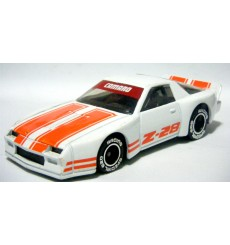 Matchbox - Turbo Specials - Chevrolet Camaro Z-28