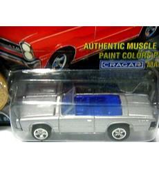 Johnny Lightning Muscle Cars USA 1965 Pontiac GTO Convertible