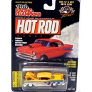Racing Champions Hot Rod Magazine - 1957 Chevrolet Bel Air Hot Rod