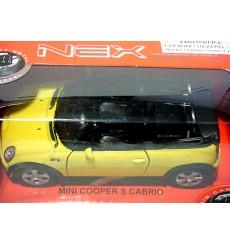 Welly - Mini Cooper S Cabriloet