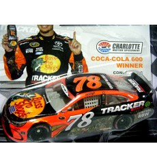 NASCAR Authentics -  Martin Truex Jr. Bass Pro Shops Chevy SS