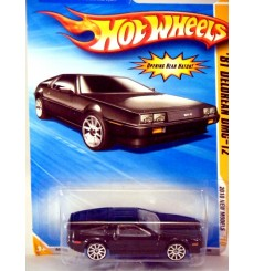 Hot Wheels New Model Series Delorean DMC-12