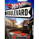 Hot Wheels Boulevard Series - Golden Submarine Hot Rod