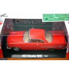 M2 Machines Drivers Series 1957 Chrysler 300 C