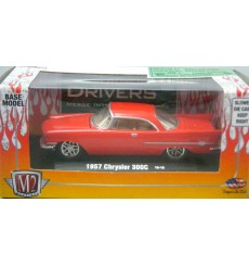 M2 Machines Drivers Series 1957 Chrysler 300 C