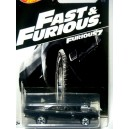 Hot Wheels Fast & Furious - Dom's Dodge Charger R/T