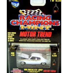 Racing Champions Mint Series - 1966 Pontiac GTO