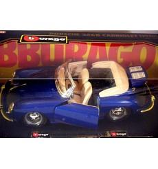 Bburago 1:24 Scale - Porsche 356b Cabriolet