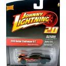 Johnny Lightning 2.0 - 2010 Dodge Challenger R/T Flamed