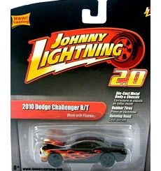 Johnny Lightning 2.0 - 2010 Dodge Challenger R/T Flamed