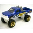 Matchbox Chevolet K-1500 4x4 Pickup Truck - Monster Week