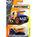 Matchbox - Turf Tilter - Quarry Dump Truck with Tracks