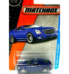 Matchbox - Cadillac CTS Coupe