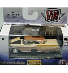M2 Machines Auto-Thentics - 1957 Mercury Turnpike Cruiser M-335