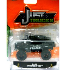 Jada - Just Trucks - Hummer H1 Police Truck