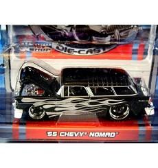 Maisto Pro Rodz- Sinister 1955 Chevy Nomad Station Wagon