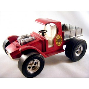 Tootsietoy Big Slicks Series - Mac's Truck Model A C-Cab Hot Rod Pickup Truck