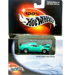 Hot Wheels - 100% Hot Wheels Series - 1970 Ford Mustang Fastback