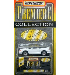 Matchbox Premiere Series Ford Mustang Cobra Convertible