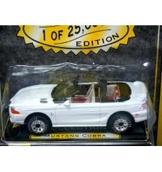Matchbox Premiere Series Ford Mustang Cobra Convertible