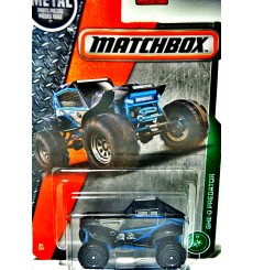 Matchbox Cliff Hanger 4x4 Truggy