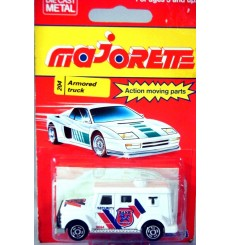 Majorette - Armored Car Security Truck