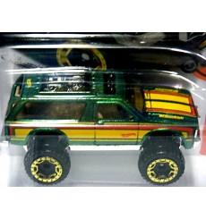 Hot Wheels -   Chevy Blazer 4x4
