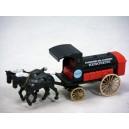 Lledo - Standard Oil Kerosene Horse and Delivery Wagon
