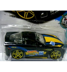 Hot Wheels -Chevrolet Corvette C6 Coupe - Tooned