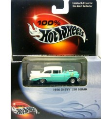 Hot Wheels 100% Collectibles - 1956 Chevrolet  Bel Air