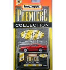 Matchbox Premiere Series - Select Class - Ford Thunderbird Turbo Coupe