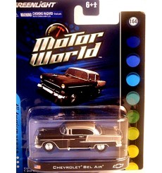 Greenlight Motor World 1955 Chevrolet Bel Air Coupe