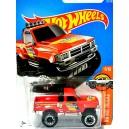 Hot Wheels -  1987 Toyota Pickup Truck