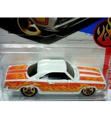 Hot Wheels - 1968 Plymouth Barracuda Formula S