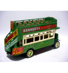 Matchbox Collectibles - 1922 AEC Bus - Dublin Corporation