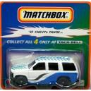 Matchbox - Taco Bell Promotional Model - Chevrolet Tahoe