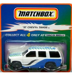 Matchbox - Taco Bell Promotional Model - Chevrolet Tahoe