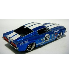 Jada 1967 Ford Shelby Mustang Fastback