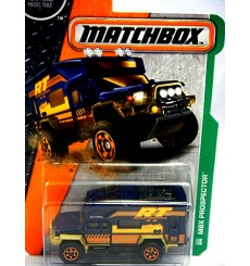 Matchbox -  Road Tripper Off Road Truck