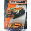 Matchbox - Terrain Trouncer 4x4 Race Vehicle