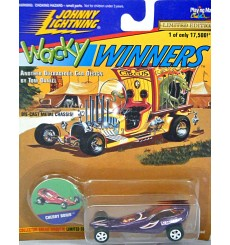 Johnny Lightning Wacky Winners - Cherry Bomb