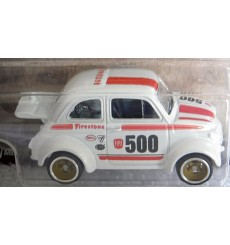 Hot Wheels - Air Cooled - 1960's Fiat 500D Modificado