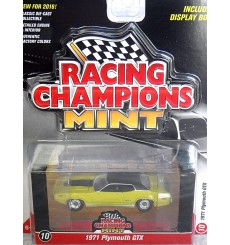 Racing Champions Mint 1971 Plymouth GTX