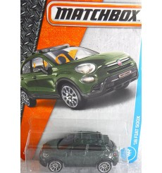 Matchbox - Fiat Abarth Rallye Car
