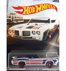 Hot Wheels - Vintage American Muscle - 1970 Pontiac GTO Convertible