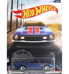 Hot Wheels - Vintage American Muscle - 1971 Ford Maverick