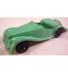 TootsieToy: 1954 MG TF Roadster (no Tow Hook)