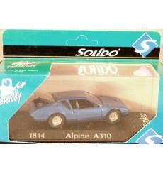Solido - 1814 - Alpine A310 Coupe