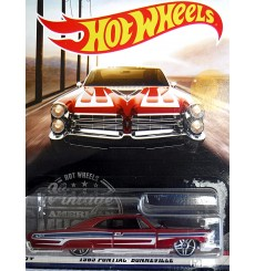 Hot Wheels - Vintage American Muscle - 1965 Pontiac Bonneville